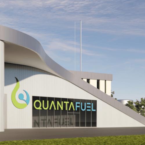 Research and Development center Quantafuel
